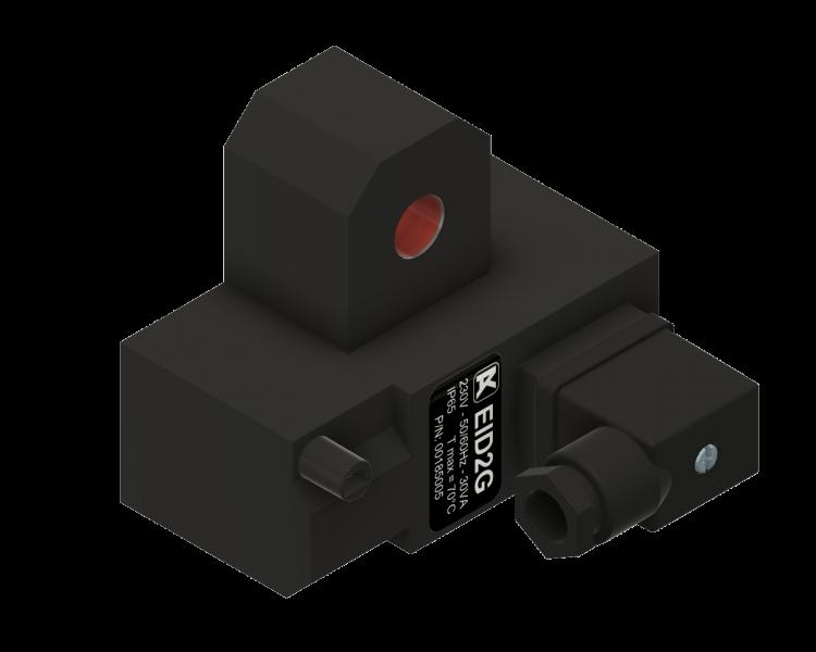 EID2G Ontstekingsautomaat 230Vac 50-60Hz.30Va,IP65