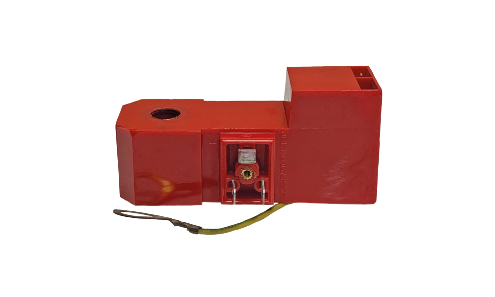 Alke EID protection (red block) / ignition terrace heaters