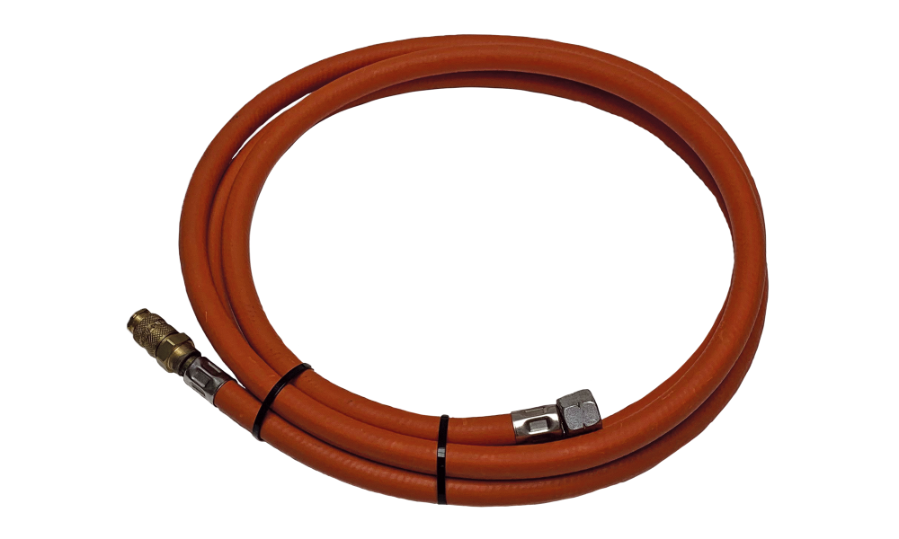 Alke propane hose PH8 with quick couplings 2.75 m