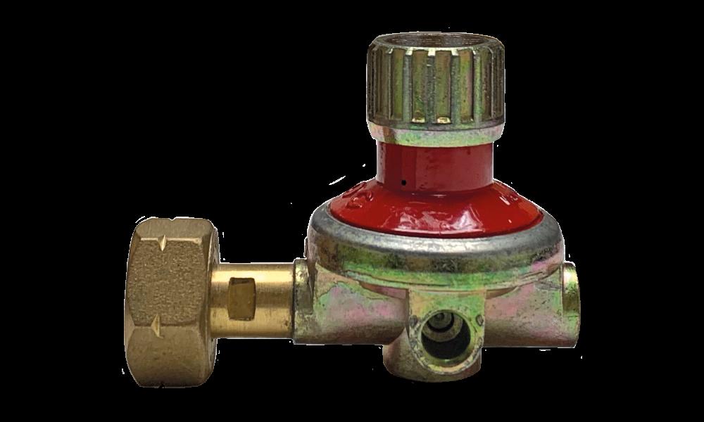 Variable pressure regulator 0.5 - 1.5bar 6kg, shell x 1/4 '''bi