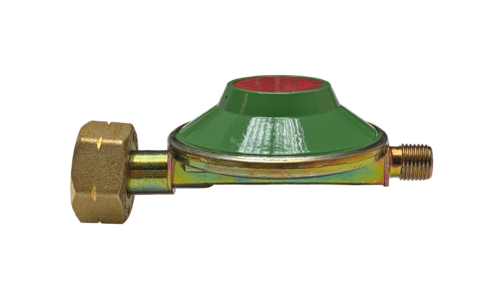 Pressure regulator 37mbr 1.5 kg, shell x 1/4 '''L