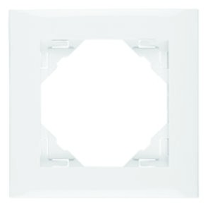 Elko EP single-frame, BASE (plastic) - white