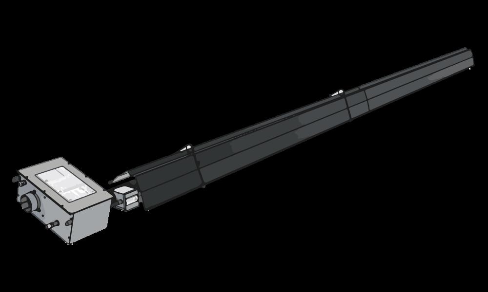 PR Alke AK-HL 40-150 linear I3P - G31 35-50mbar