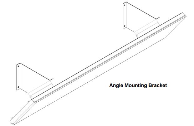 Angle mounting brackets THS