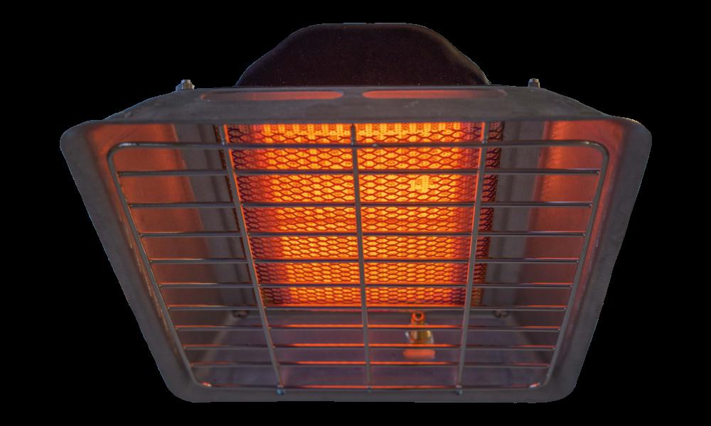 Alke burner tray PH 8 incl. Stone / mesh / refl 50-150 mbar