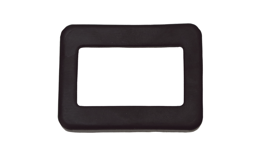 Alke rubber rectangular gasket for EID plug 3-p