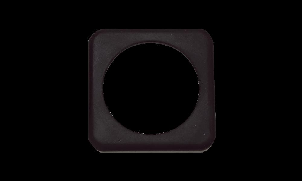 Alke rubber square gasket for solenoid valve plug 4-p