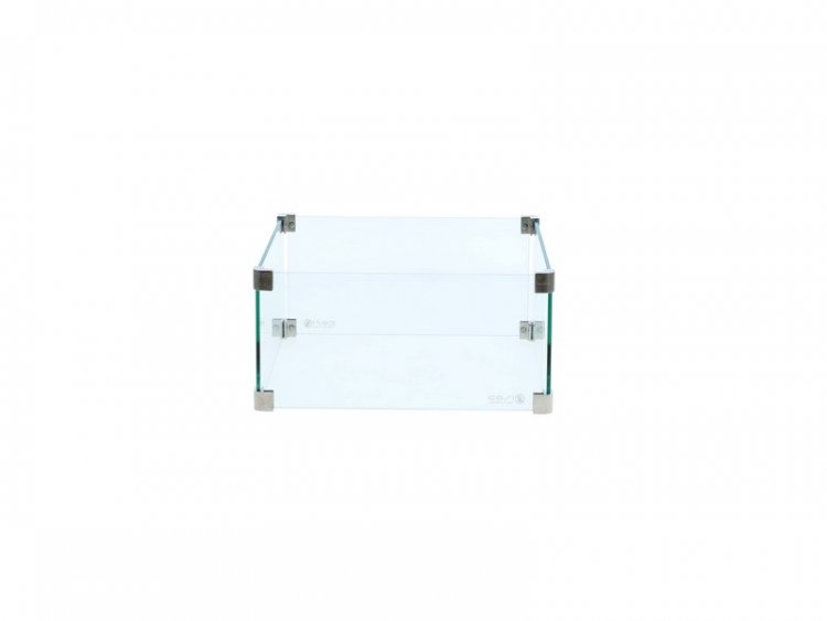 Cosi square M glass set