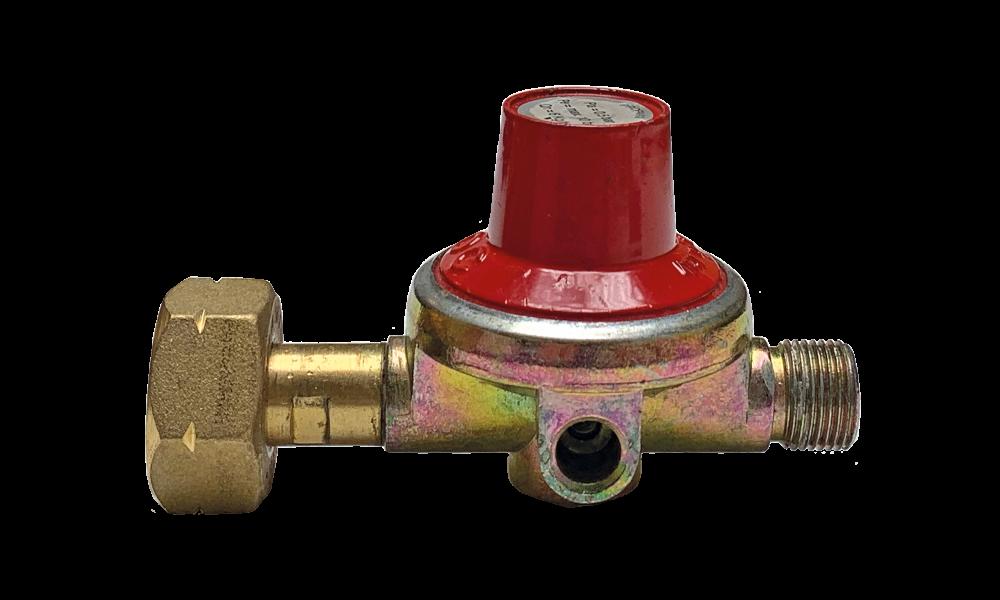 Pressure regulator 0.5bar 6kg shell x 3/8 '''L