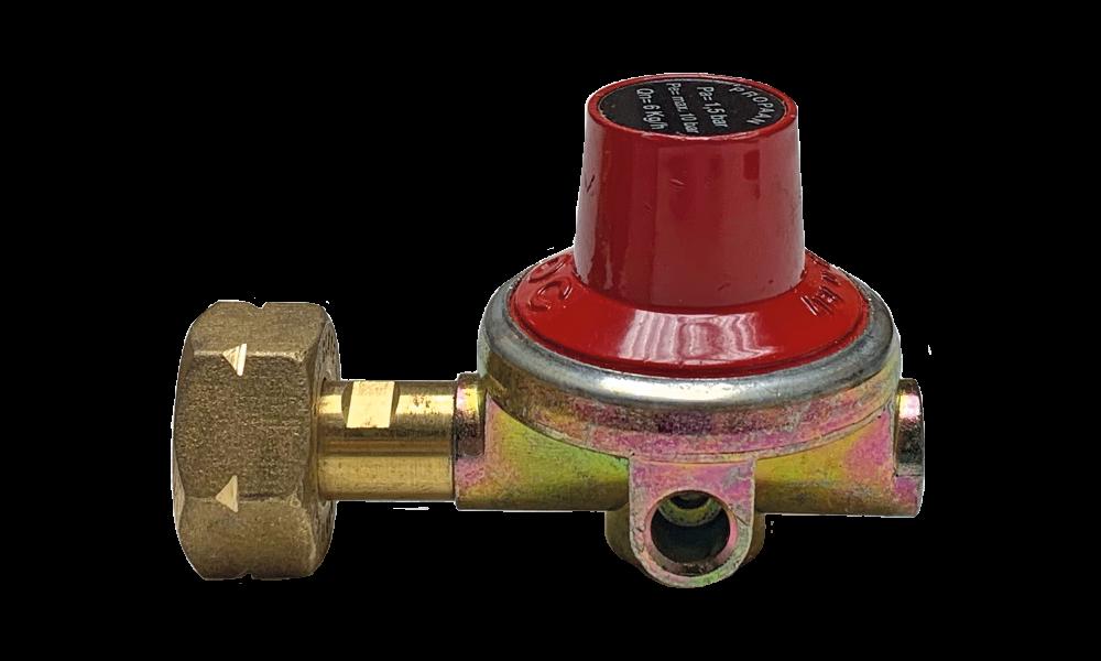 Pressure regulator 1.5bar 6kg shell x 1/4 '''bi