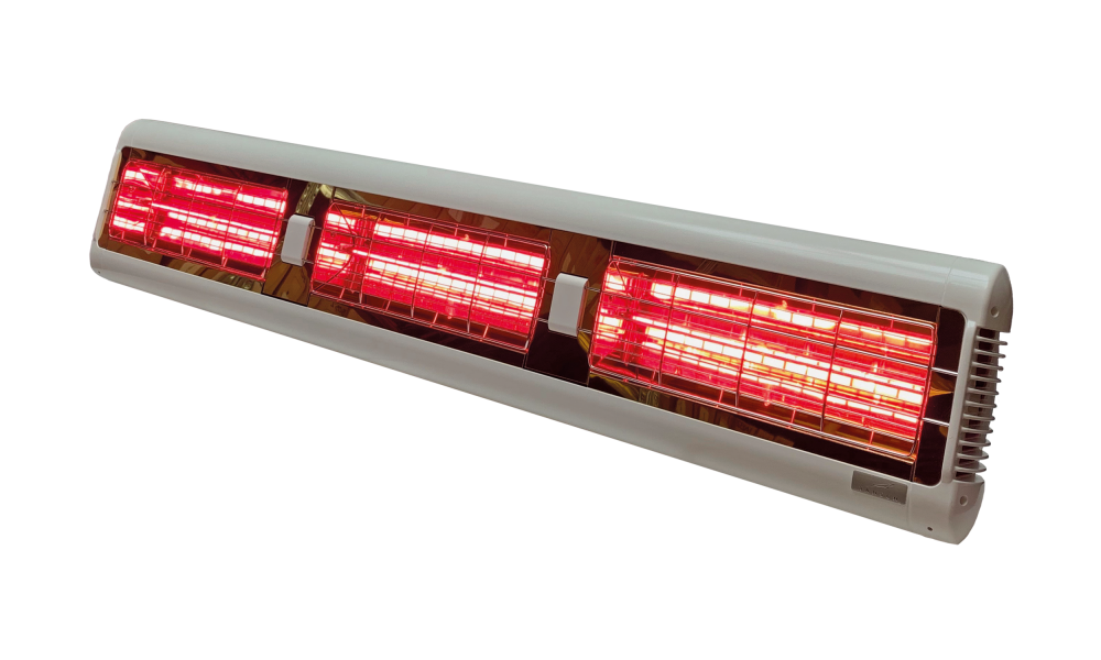 Tansun Monaco IPT ultra low glare 4,5 KW white