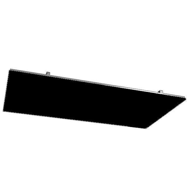 HP6N Thermocassette 600W 230V zwart