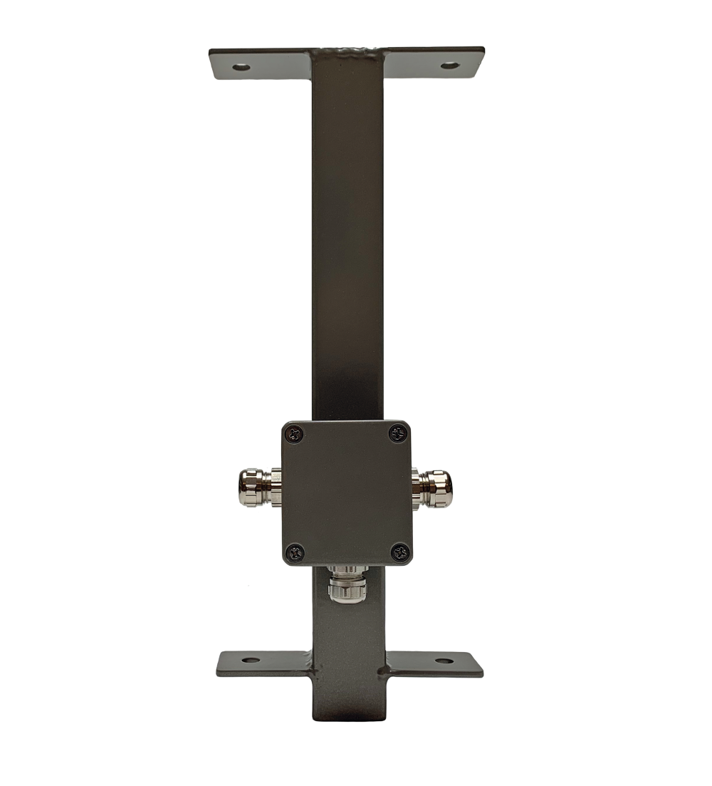 JLF Parasol bracket with titanium mounting box