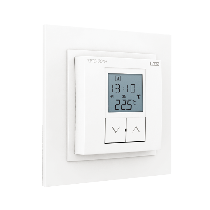 Elko EP RFTC-50 wireless clock thermostat